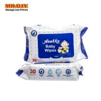 ANAKKU Baby Wipes Wet Tissue (2pcs x 30's)