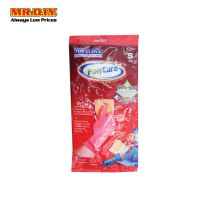 TOP GLOVE PolyCare Gloves Pink (Size: S)