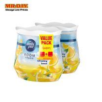 FEBREZE Ambi Pur Room Fresh - Refreshing Lemon ( 2x180g)