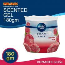 AMBI PUR Room Fresh Air Refreshing Romantic Rose Gel (180g)