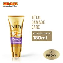 Pantene Pro-V Total Damage Care 3 Minute Miracle Conditioner 180mL