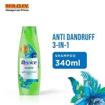 Rejoice Anti Dandruff 3-in-1 Shampoo (340ML)