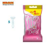 Gillette Daisy Classic Disposable Razor 4+1s