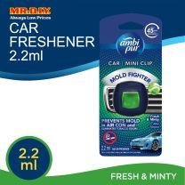 AMBI PUR Car Mini Clip - Car Air Freshener After Tobacco 2ML