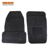 MR.DIY Premium Universal Clasic PVC Coil Car Mat Set