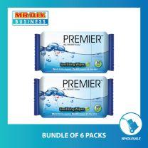 PREMIER Sanitizing Wipes Wet Tissue (2 x 50's)