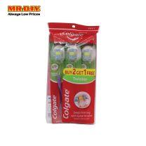 COLGATE Toothbrush Twister Soft Buy 2 Free 1(Polybag)
