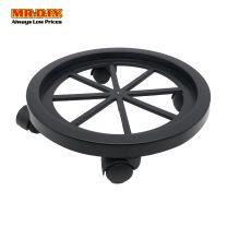 MR.DIY Plastic Round Roller Gas Cylinder Stand (34cm)