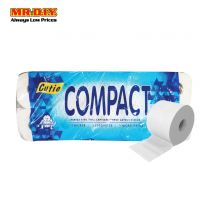 CUTIE 3-Ply Compact Toilet Roll Tissue (10pcs x 8000's)