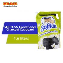 SOFTLAN Fabric Conditioner Charcoal Cupboard Fresh Refill Pack (1.6L)