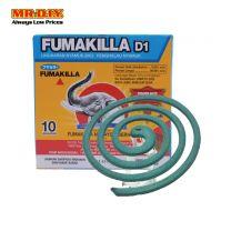 FUMAKILLA D1 Mosquito Coil Repellent (10pcs)