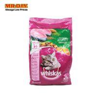WHISKAS Dry Cat Food Adult 1+ Tuna 1.2kg