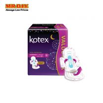 KOTEX Total Protection Overnight Wing Pad (24pcs)