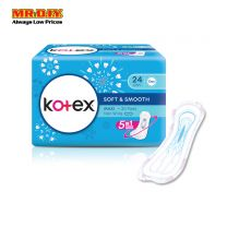 KOTEX Soft And Smooth Slim Non Wing Pad(20pcs)