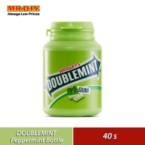 WRIGLEY'S Doublemint Cool Chewing Gum Peppermint (40 x 58g)