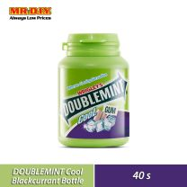 WRIGLEY'S Doublemint Cool Chewing Gum Blackcurrant (40 x 58g)