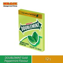 WRIGLEY'S Doublemint GOLD Gum (12's)