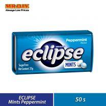 WRIGLEY'S Eclipse Mints Peppermint (50's)