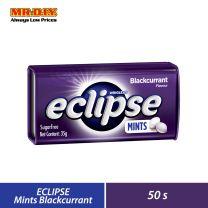 WRIGLEY'S Eclipse Mints Blackcurrant (50's)