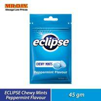 WRIGLEY'S Eclipse Chewy Mints Peppermint (45g)