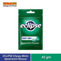 WRIGLEY'S Eclipse Mints Spearmint (45g)