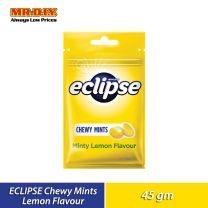 WRIGLEY'S Eclipse Mints Minty Lemon (45g)