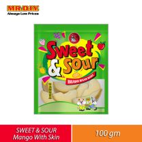 MIAOW Sweet and Sour Preserved Mango with Skin (100g)