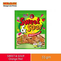 MIAOW Sweet and Sour Orange Peel (55g)