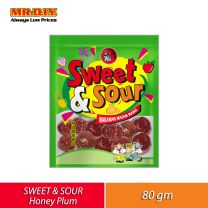 MIAOW Sweet and Sour Honey Plum (80g)