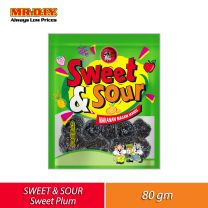 MIAOW Sweet and Sour Sweet Plum (80g)