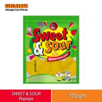 MIAOW Sweet and Sour Preserved Papaya (100g)