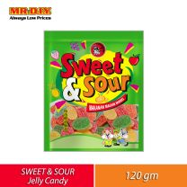 MIAOW Sweet and Sour Jelly Candies (120g)