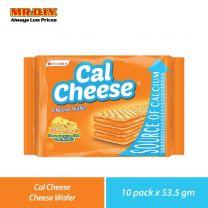 MAYORA Cal Cheese Wafer (10pcs x 53.5g)