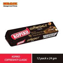 KOPIKO Hard Coffee Candy (12 x 24g)