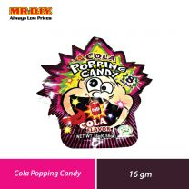 HSH Cola Popping Candy (8 x 16g)