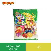 VITA LAND Ball Lollipop Mix Fruit (22's)