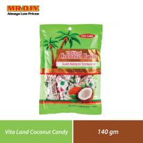 VITA LAND Traditional Coconut Candy (140g)