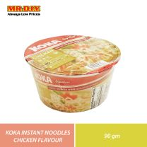 KOKA Signature Instant Noodles Chicken Original Bowl (90g)