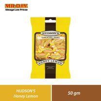 HUDSON'S Honey Lemon Eumenthol Drops (50g)