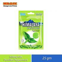 HIMALAYA Pastilles Peppermint (25g)