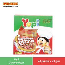 YUPI Gummy Pizza 6 Slides ( 24pcs x 23g)