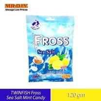 TWINFISH Fross Sea Salt Mint Candy (120g)