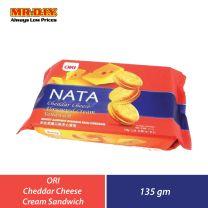 ORI Salted Cheddar Cheese  Sandwich Biscuit (135g)