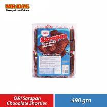 ORI Sarapan Chocolate Shorties (490g)