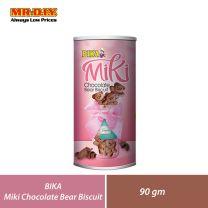 BIKA Miki Little Chocolate Bear Biscuit (90g)