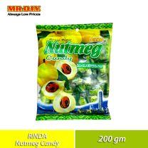 RINDA Nutmeg Flavoured Candy (200g)