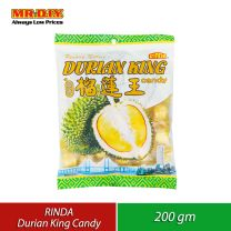 RINDA Durian King Flavoured Candy (200g)