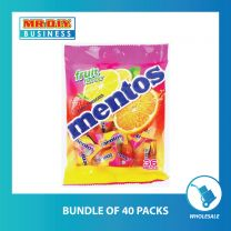 Mentos Pouch Bag Fruit 36S