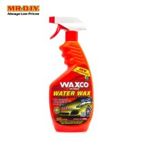 WAXCO Hi-Tech Water Wax Power Glass Coat Net 20.3 FL. OZ. / 600ml
