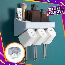 MR.DIY Wall-Mounted Toothbrush Holder PM-001
